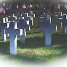 Memorial Day Tribute ~ Gott segne die USA von Marie Sharp