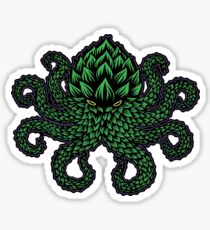 Hoptopus Sticker