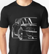Best Toyota Supra Shirt Design 2JZ Unisex T-Shirt