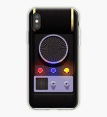 Vinilo o funda para iPhone comunicador Star Trek