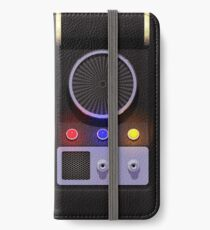 star trek communicator iPhone Wallet/Case/Skin