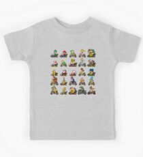 Camiseta para niños Raza lujosa