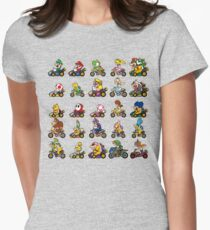 Luxurious Race Women's Fitted T-Shirt