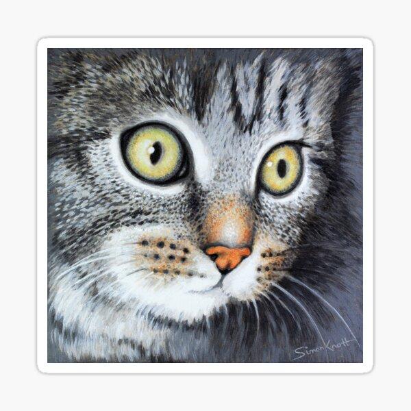 Gigi My Cute Pet Kitten  Sticker