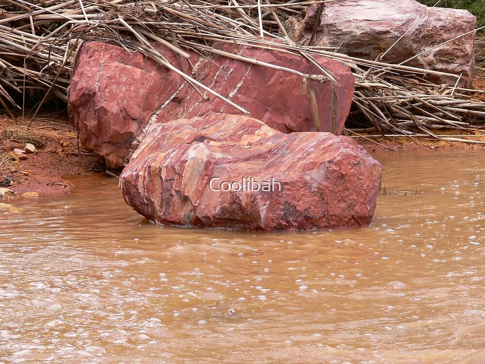 Rocks  by Coolibah