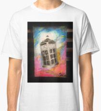 Galaxy TARDIS II  Classic T-Shirt