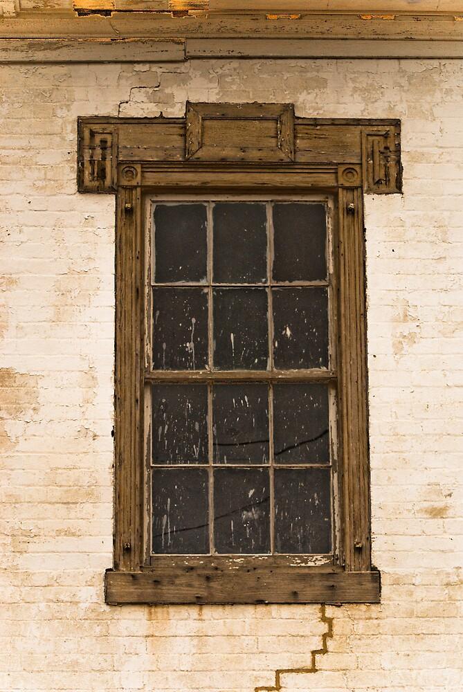 Window Wood by Rod  Adams