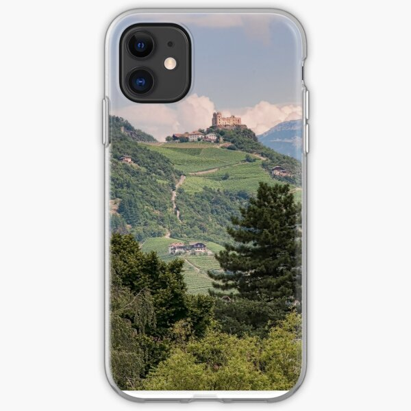 Castle Rafenstein, Bolzano, Italy iPhone Soft Case
