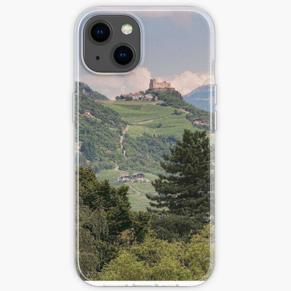 Castle Rafenstein, Bolzano, Italy iPhone Soft Case