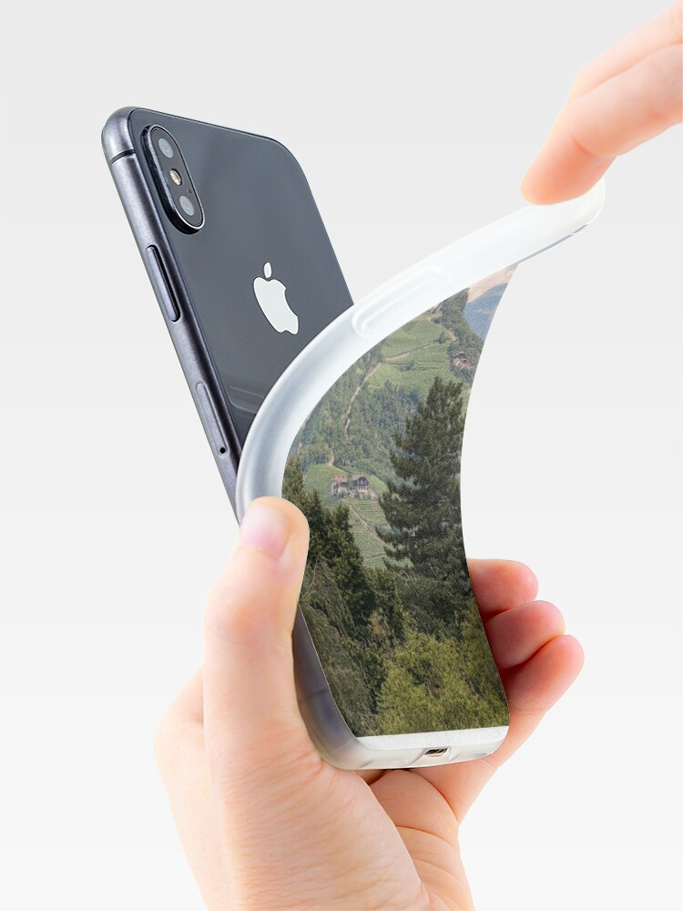 Alternate view of Castle Rafenstein, Bolzano, Italy iPhone Case & Cover