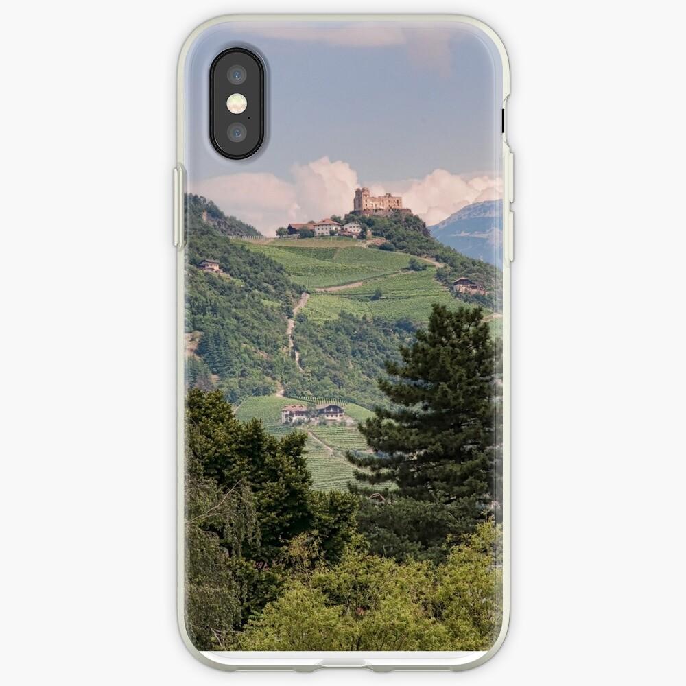 Castle Rafenstein, Bolzano, Italy iPhone Case & Cover