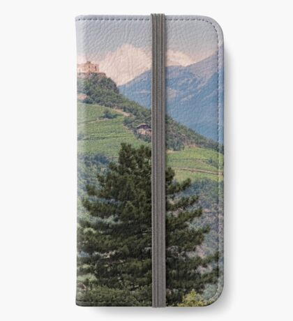 Castle Rafenstein, Bolzano, Italy iPhone Wallet