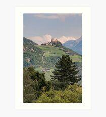 Castle Rafenstein, Bolzano, Italy Art Print