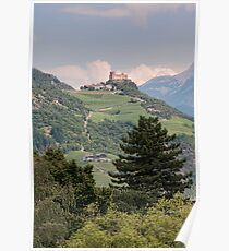 Castle Rafenstein, Bolzano, Italy Poster