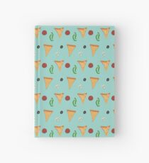Pizza Party Hardcover Journal