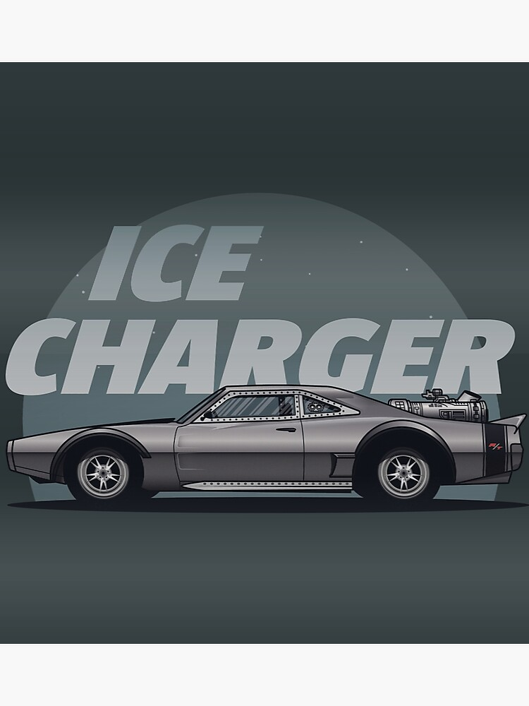 Dodge Ice Charger >> Dodge Ice Charger By 2fj Poster