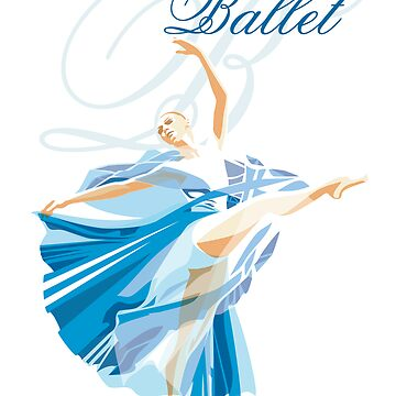 Ballet by Pixelbits