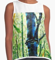 Backlighting of Blue Bamboo Contrast Tank