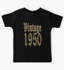 Vintage, 1950, Fifties Kids Tee