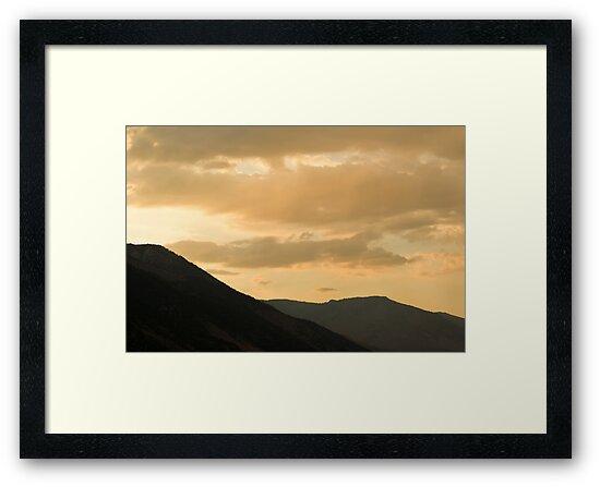 Sierra Sky by Chris Clarke