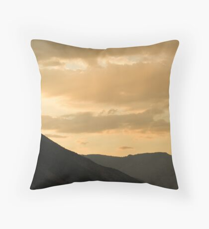 Sierra Sky Throw Pillow