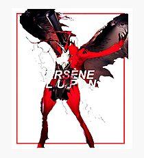 Arsene Lupin (Joker) Photographic Print