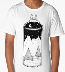 Bottled landscape Long T-Shirt