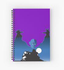Mr. Barlow Spiral Notebook