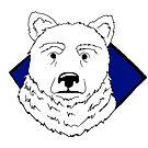 BLUE BEAR by Sarah M. Robbins