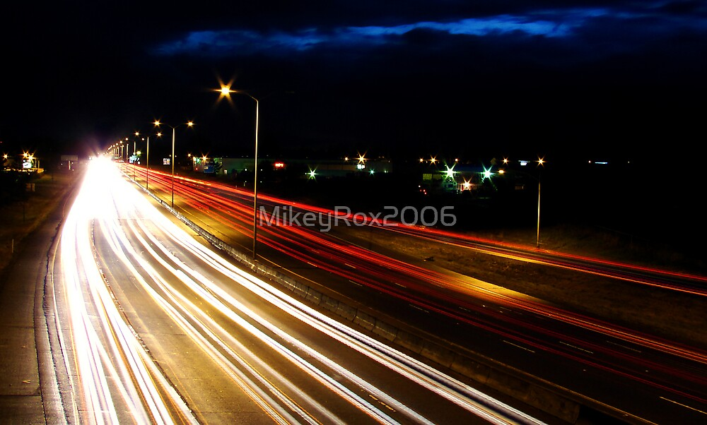 Roads of Light by MikeyRox2006