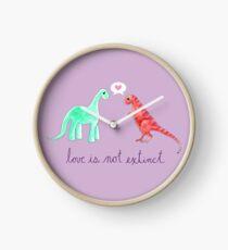Liebe ist nicht ausgestorben Uhr