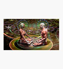 Tantric Vision Photographic Print