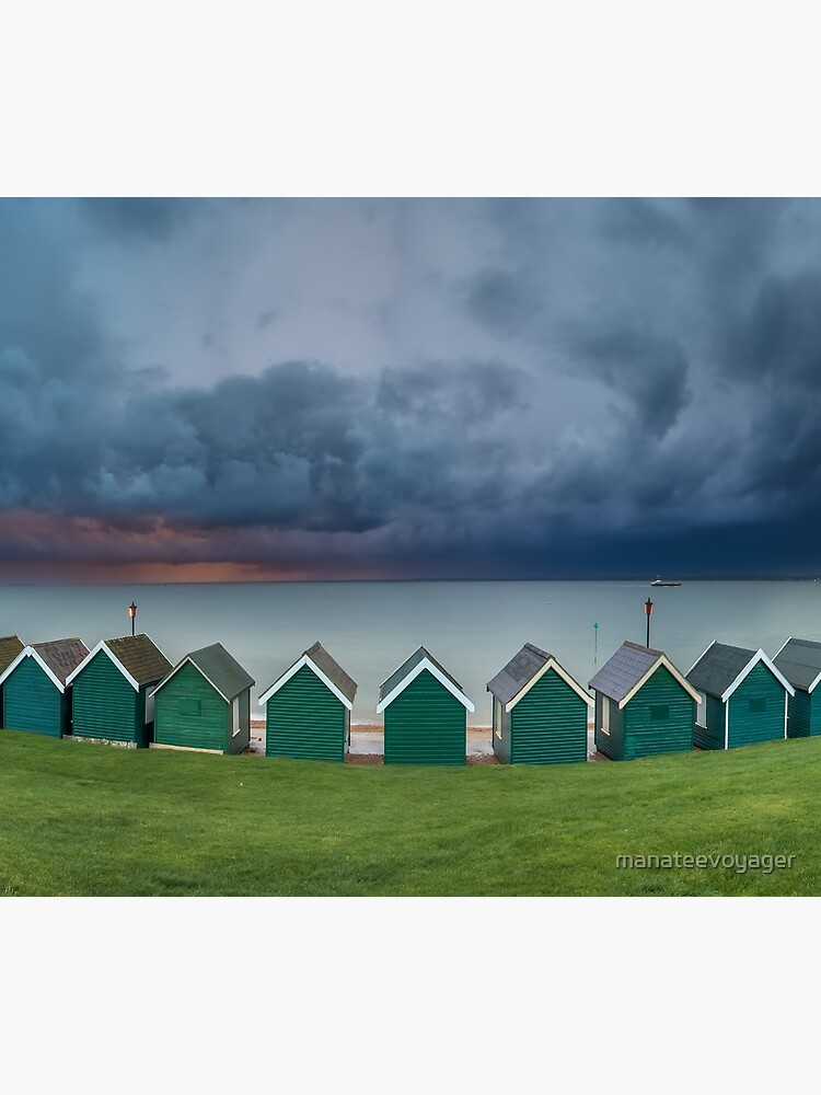 Gurnard Bay Panorama by manateevoyager