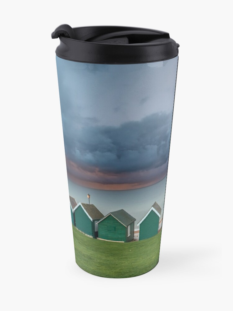 Alternate view of Gurnard Bay Panorama Travel Mug