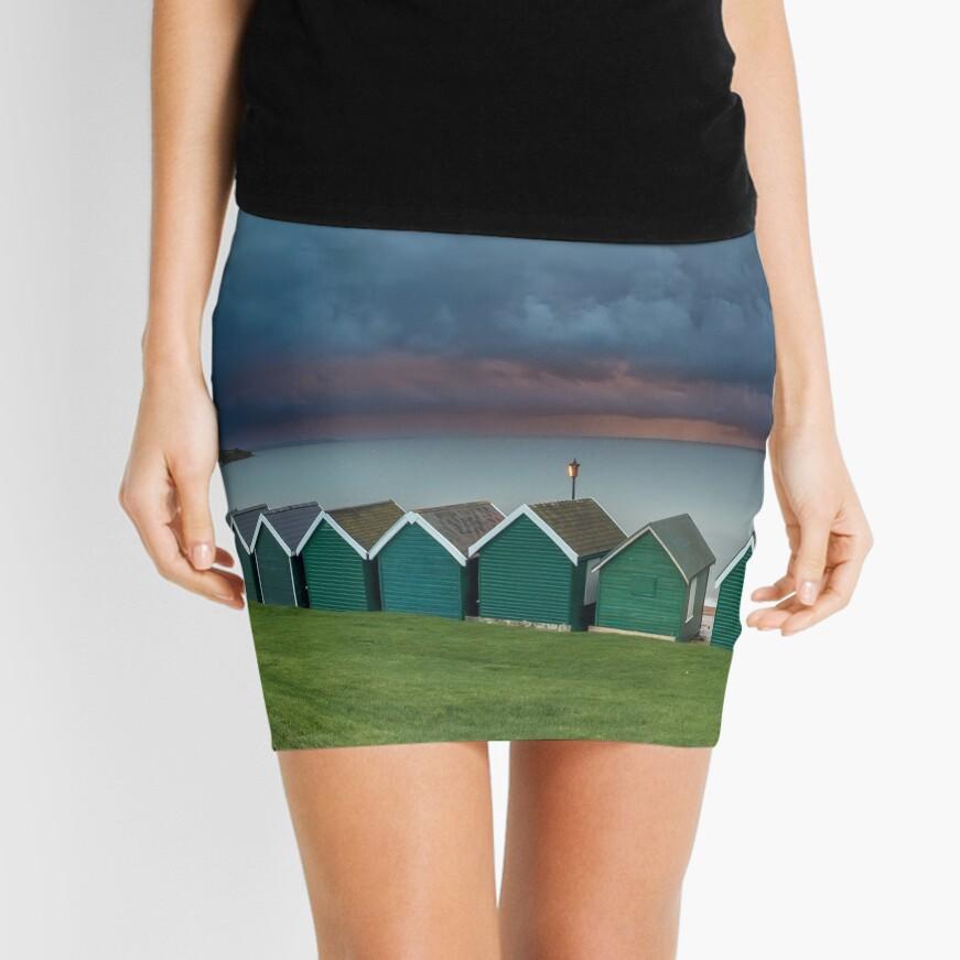 Gurnard Bay Panorama Mini Skirt