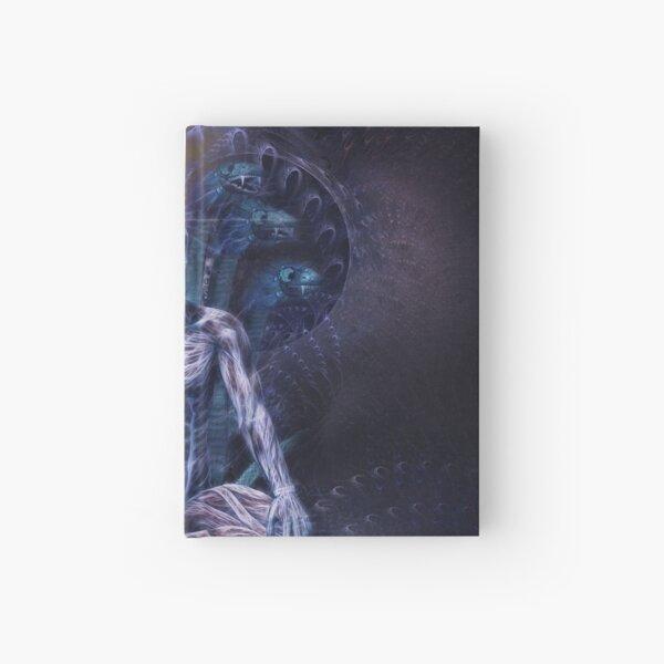 Buddha and Nagas Hardcover Journal