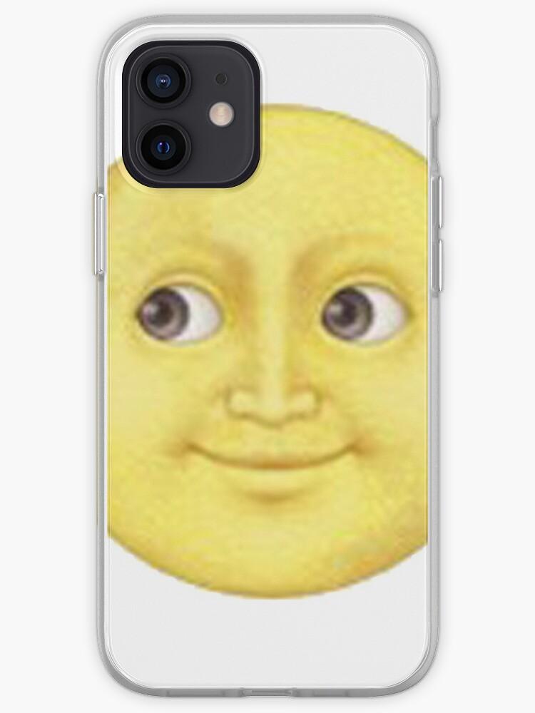 Iphone Moon Emoji