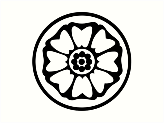 Avatar White Lotus Art Print By Daljo Redbubble