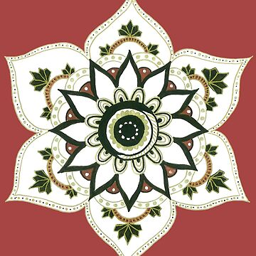 Mandala by zetwal