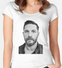 Tom Hardy Women's Fitted Scoop T-Shirt
