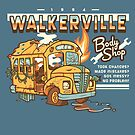 Walkerville Body Shop by Grant Thackray