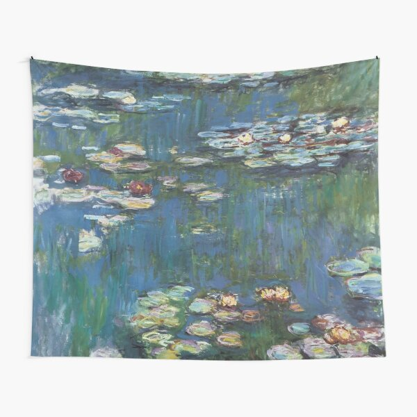 Water Lilies by Monet Tapestry