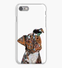 Shahtzie in Spots iPhone Case/Skin