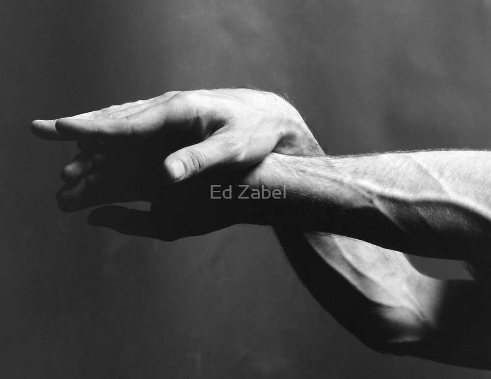 Hands by Ed Zabel