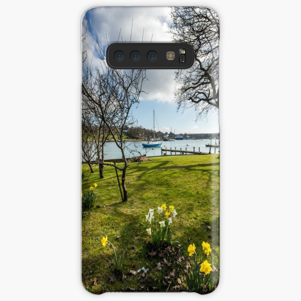 Spring At The Creek Case & Skin for Samsung Galaxy