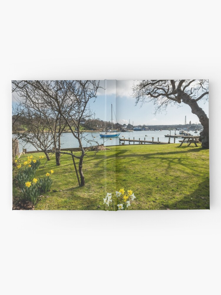 Alternate view of Spring At The Creek Hardcover Journal
