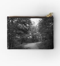 Along a Dark and Lonely Path Studio Pouch