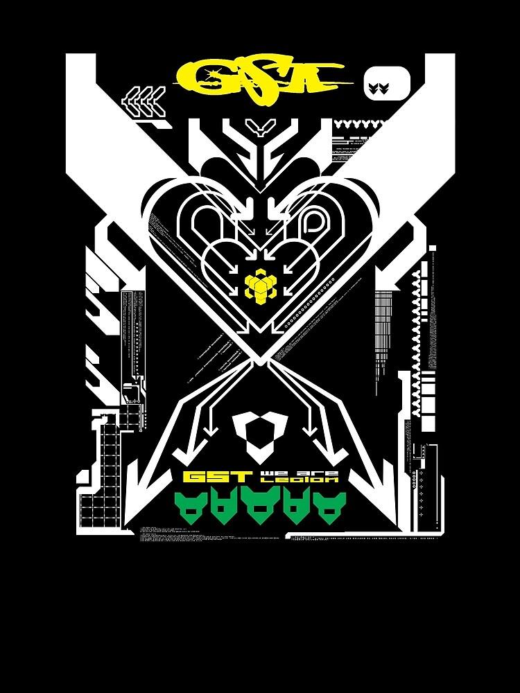 Galactic Soul Tribe (Skeptik) by Skeptik