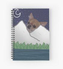 Mount Dogo Spiral Notebook