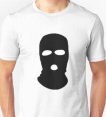 Ski Mask Unisex T-Shirt